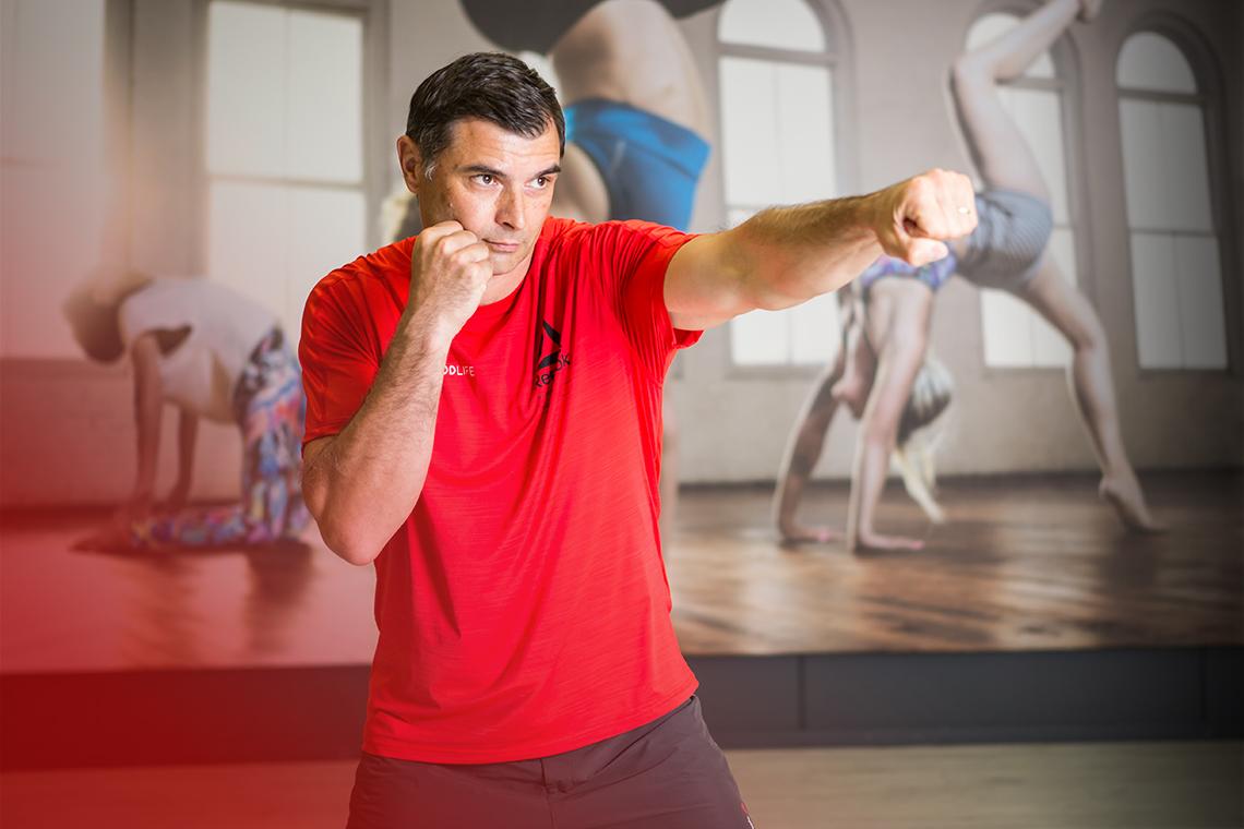 Pirmine Cardio boxing