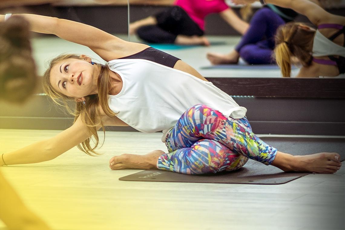 Pirmine Hatha Yoga
