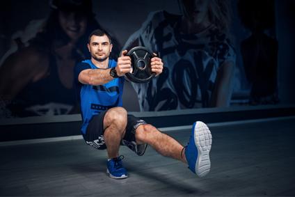Pirmine Maza athletic training