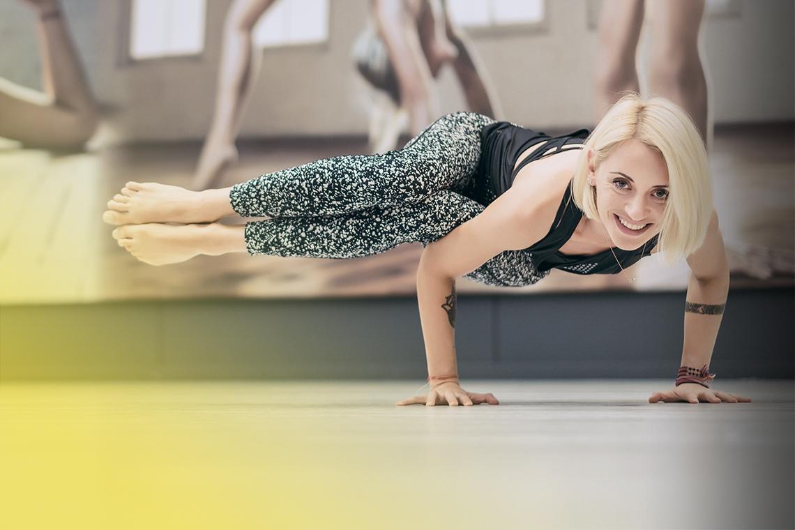 Pirmine Yoga